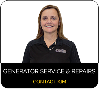 Kim - Generator Service and Maintenance